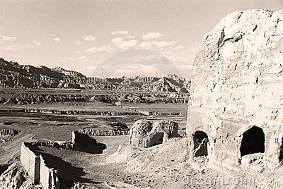(FILM) de ruïne van Guge Koninkrijk 007
