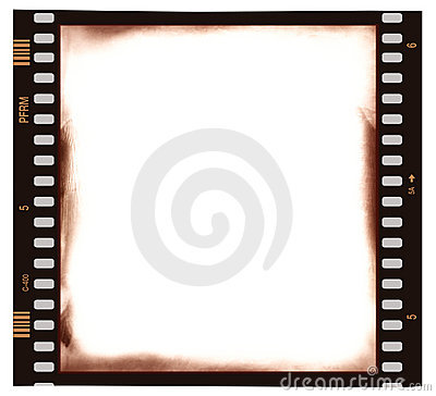 Film emulsion frame