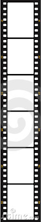 Free Film Frames Stock Image - 2174411