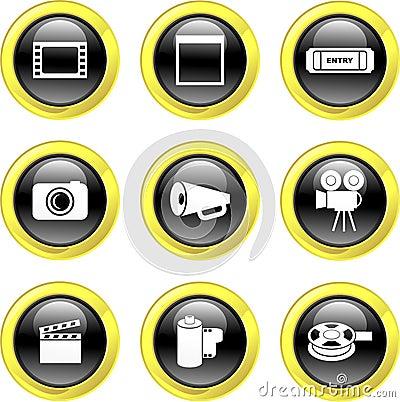 Film icons