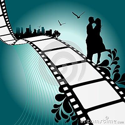 Free Film Illustration Royalty Free Stock Photos - 10471908