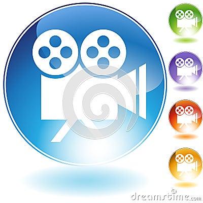 Film Projector Icon