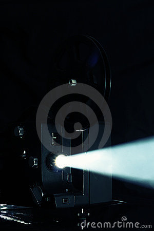 Free Film Projector Projection Stock Images - 512544