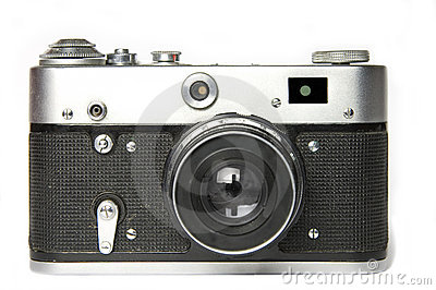 Film rangefinder camera