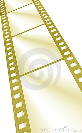 Film Reel Royalty Free Stock Images - Image: 3972599
