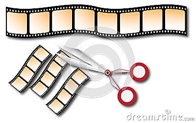 Film ribbon