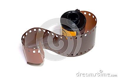 Film roll 35mm