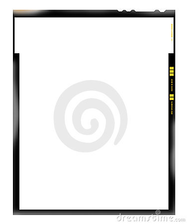 Free Film Sheet Negative, Picture Frame Stock Photo - 13139820