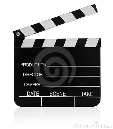 Film Slate Icon