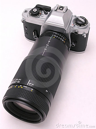 Film SLR camera 4