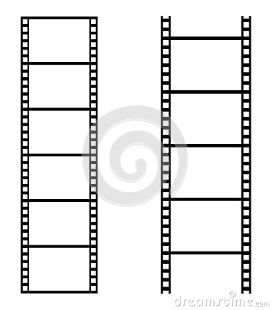 Free Film Strip Stock Images - 25861454