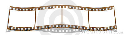 4 Frames film strip
