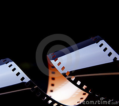 Free Film Strip Abstract Stock Images - 21259114