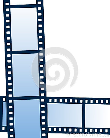 Free Film Strip Background Royalty Free Stock Images - 30577899