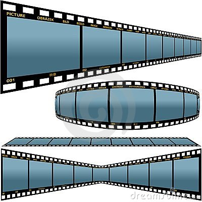 Free Film Strip D Stock Images - 2952814