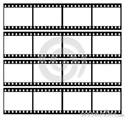 film strip frames frame