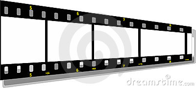 Film strip perspective