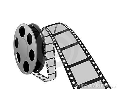 Film strip and reel