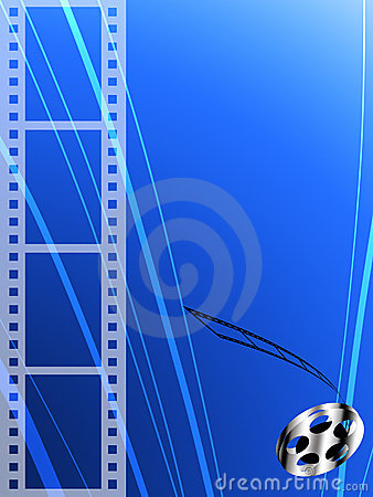 Film strip and roll