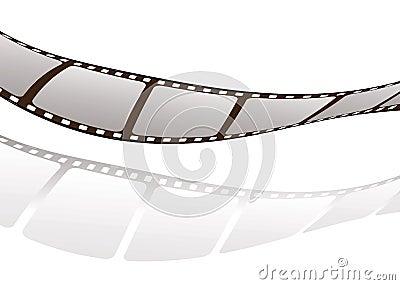 Film twist shadow