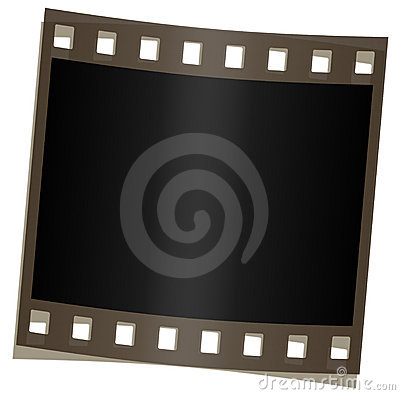 Filmstrip Stock Photo - Image: 3309880