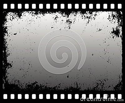 Filmstrip del Grunge