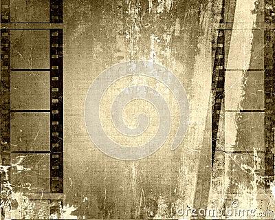 Filmstrips Grunge