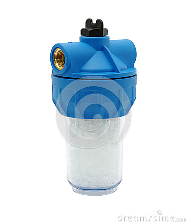 Filter for water