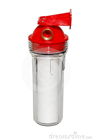 Filtri Per Purificare La Vostra Acqua Potabile Immagine Stock - Immagine: 24455311