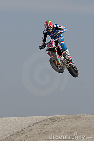 Free FIM SuperMoto Of Nations Stock Images - 11312724