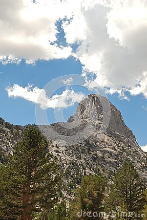 Fin Dome in Kings Canyon National Park
