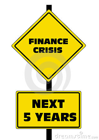 Finance Crisis next 5 years