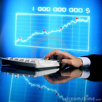 Free Finance Data Stock Photography - 8174332