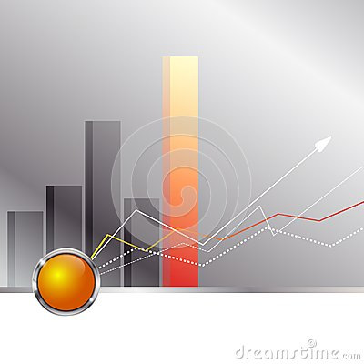 Free Finance Vector Background Royalty Free Stock Photos - 38719768