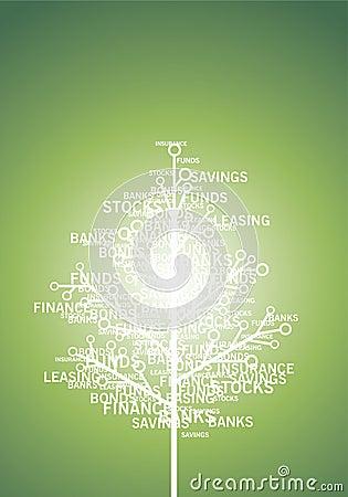 Finances, concept