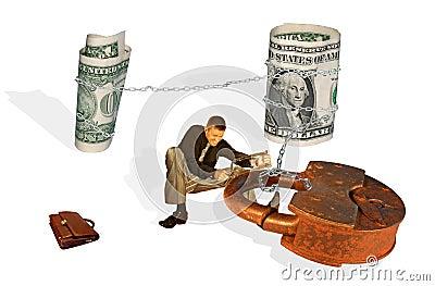 Finances crisis