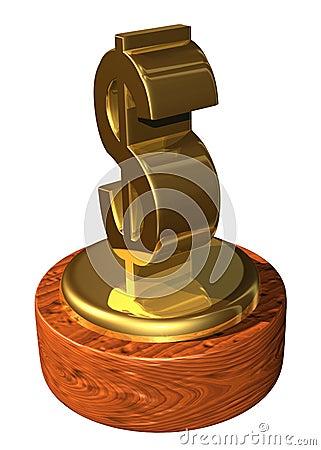 Financial achievement award