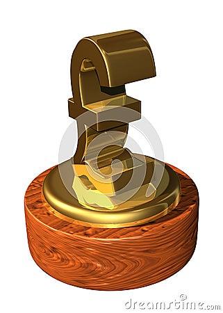 Financial achievement award (pound sterling)