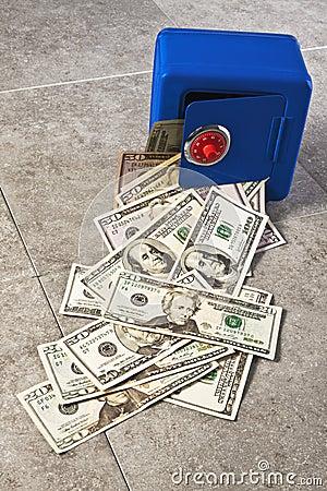 Financial Bank Losses