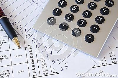Financial composition