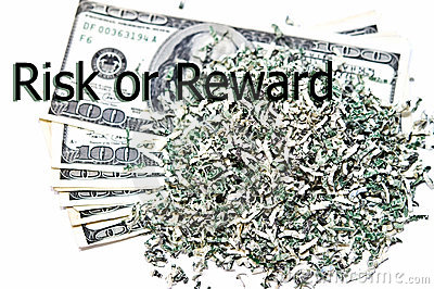 Financial Concept/Risk or Reward