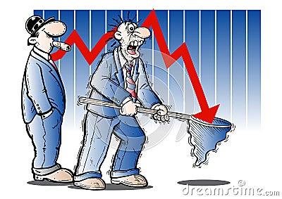 Financial crash