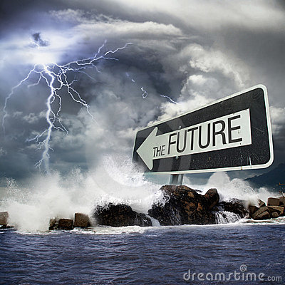Free Financial Crisis Royalty Free Stock Image - 7938306