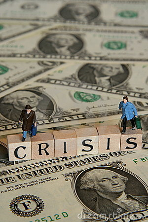 Free Financial Crisis Stock Images - 8311474