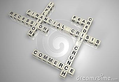 Financial crisis block puzzle 1