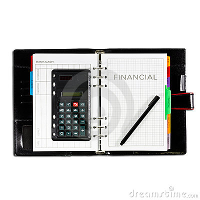Financial diary