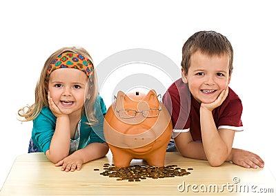 Financial education concept