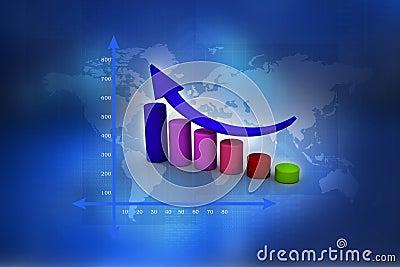 Financial graphs