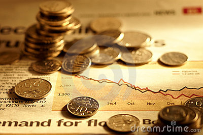 Financial Outlook Stock Photos - Image: 11728603