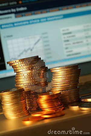 Free Financial Outlook Stock Photography - 2786612